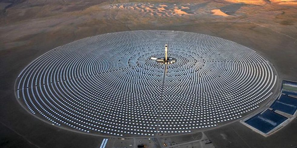World's Largest Solar Thermal Power Plant Approved for Australia
