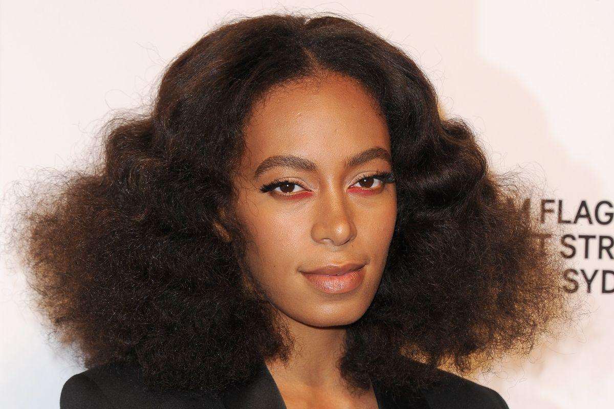 Solange Deletes Her Twitter to Stand Against White Supremacy