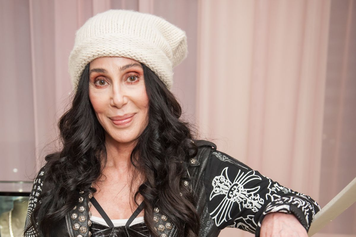 Cher's Video for New Trap Banger 'Ooga Boo' Is Appropriately Trippy
