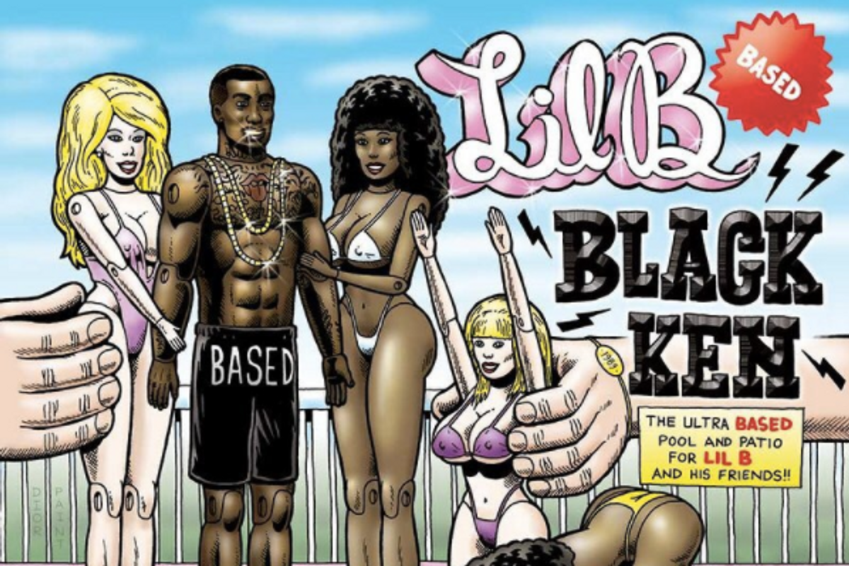 Lil B's Long-Awaited 'Black Ken' Mixtape Is Finally Here