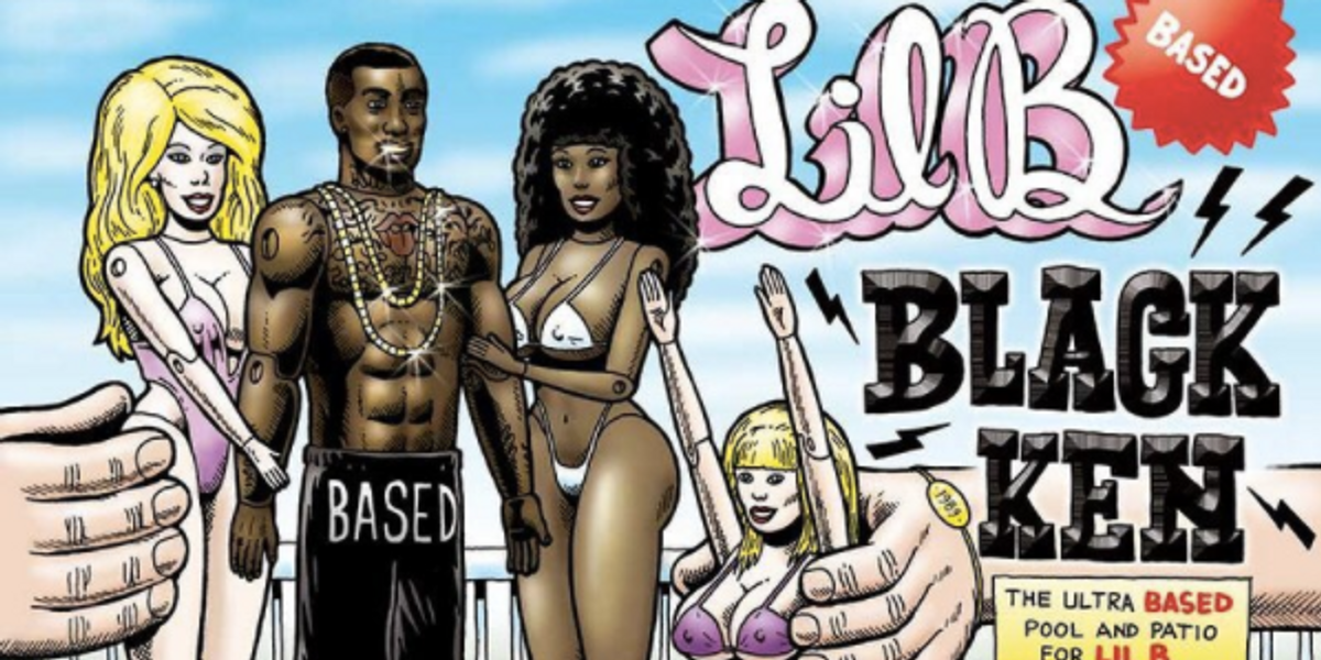 Lil B's Long-Awaited 'Black Ken' Mixtape Is Finally Here