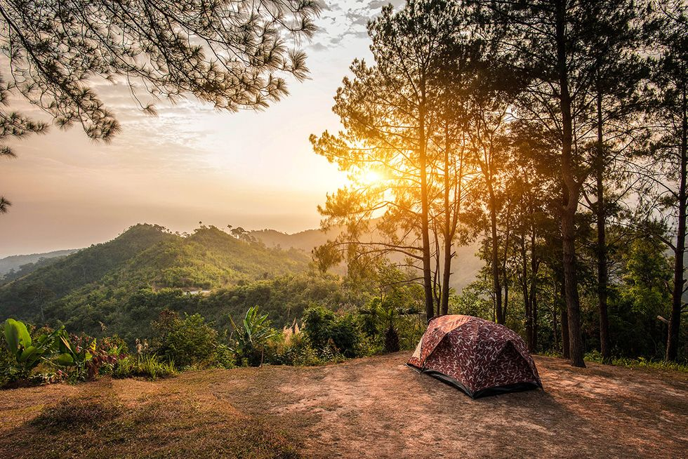 6 Amazing Places to Camp During the Total Solar Eclipse