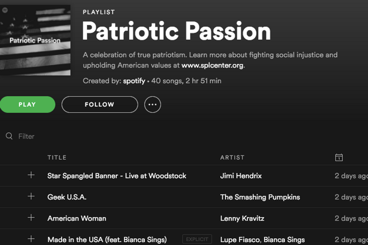 Spotify Stops Streaming White Supremacist Hate Bands