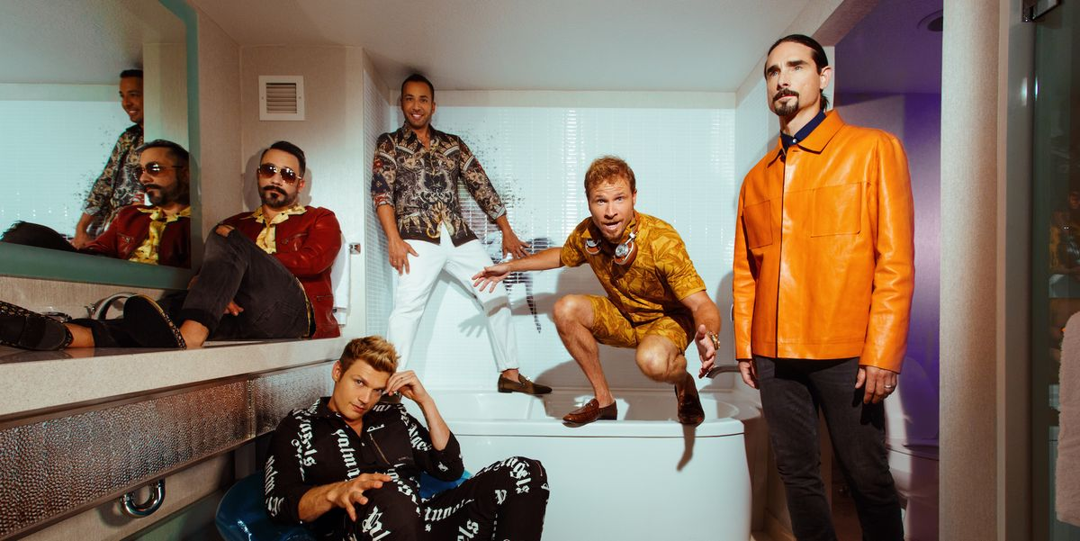 The Backstreet Boys Are Better Than Ever