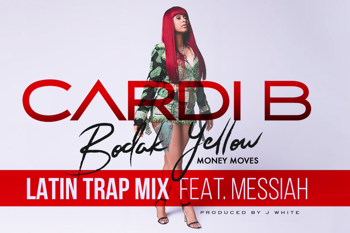 "Cardi B Goes All The Way Off En Español For The Latin Trap Remix Of ""Bodak Yellow"""