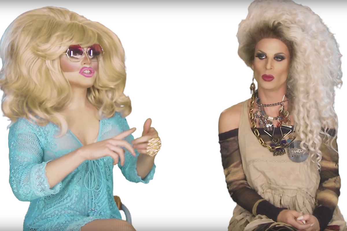 Hold On to Your Wigs: Katya and Trixie Mattel Are Getting Their Own TV Show
