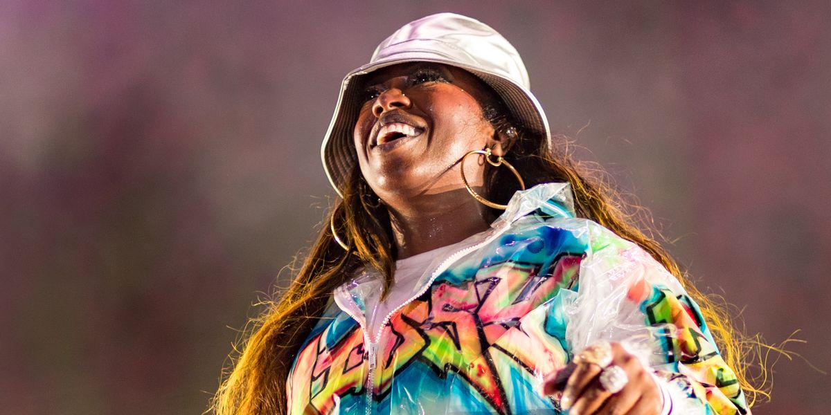 Sign the Petition to Replace a Confederate Statue with One of Missy Elliott