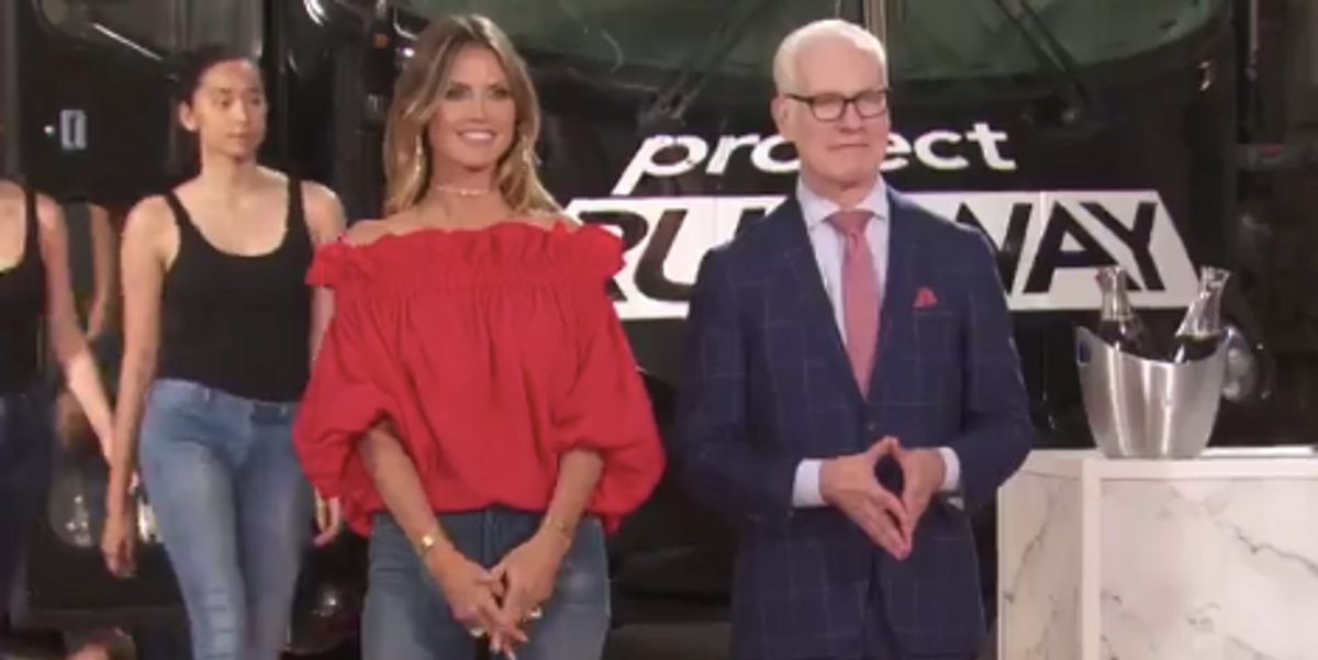 Project Runway Will Cast Models of All Sizes This Season