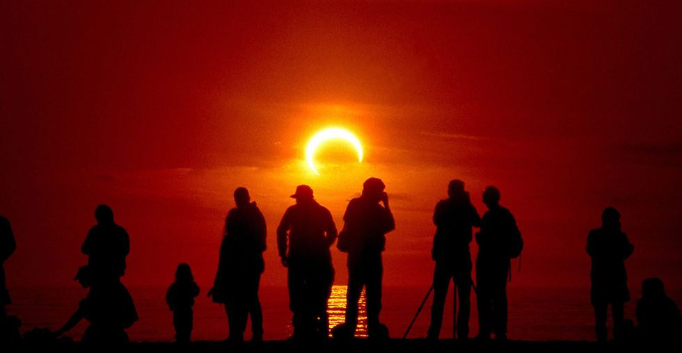 Solar Eclipse: Why the Sun Is Not Responsible for Recent Climate Change