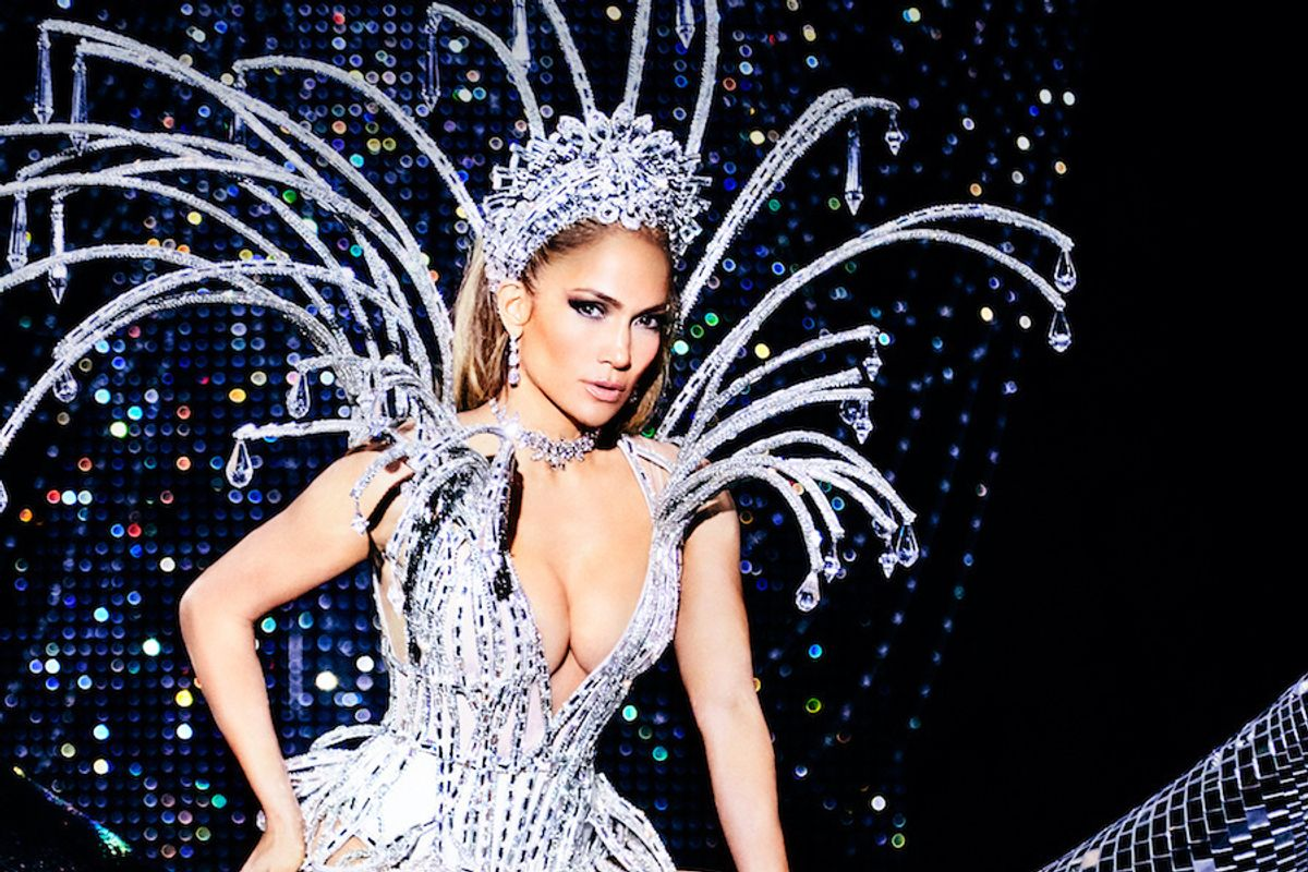 J. Lo Gives Us All She Has