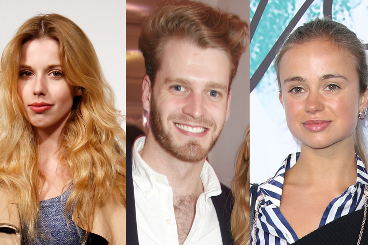 Who Are the Hottest Young Royals and Artistocrats?