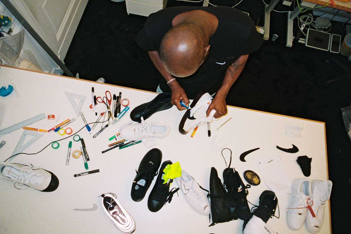 Virgil Abloh's 'The Ten' Collaboration for Nike Will Make You Drool