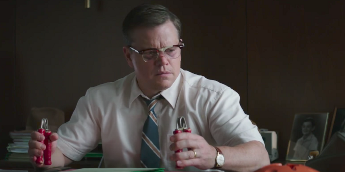 """Watch the Latest Totally Surreal Trailer for George Clooney's """"Suburbicon"""" with Matt Damon and Julianne Moore"""