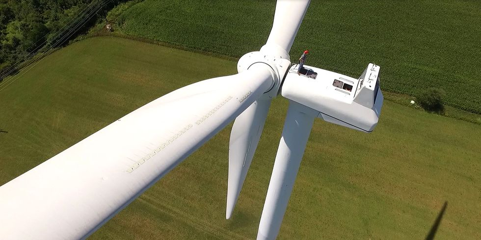 Three Renewable Energy Numbers to Impress Your Friends With: 7, 43, 50