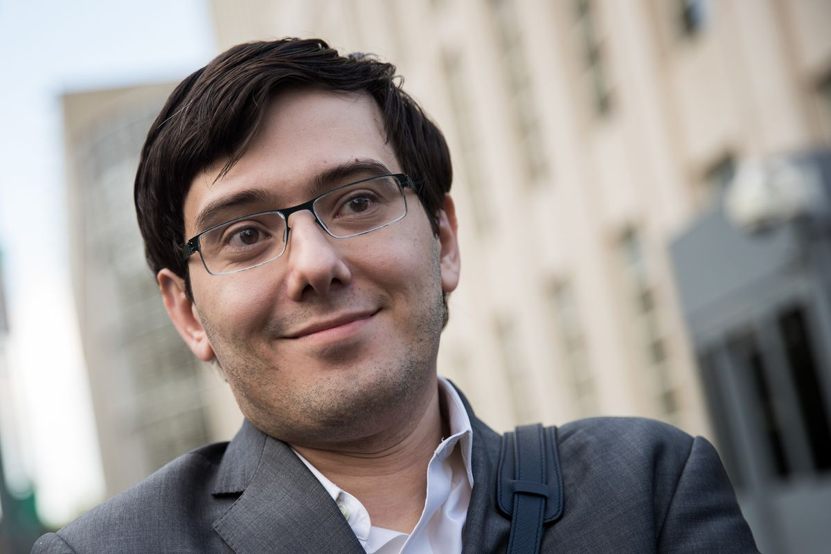 """Twitter Reacts to the """"Most Hated Man in America,"""" Martin Shkreli, Being Convicted"""