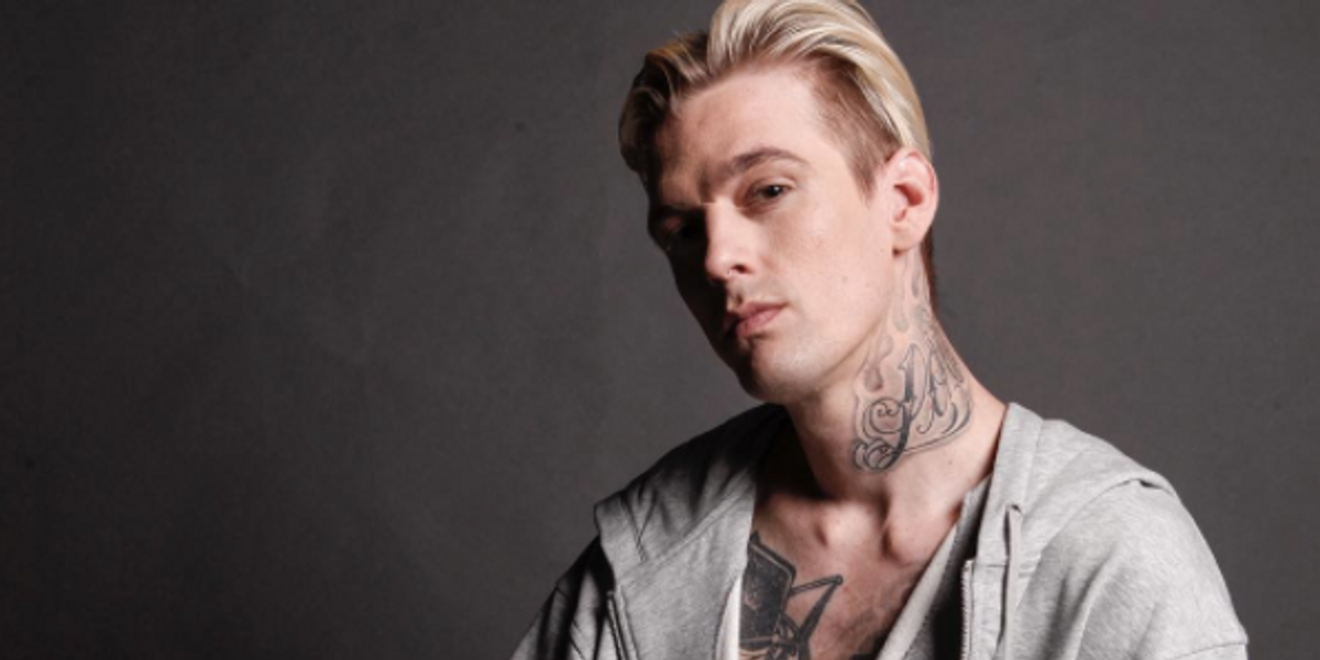 Aaron Carter Opens Up About His Sexuality On Twitter