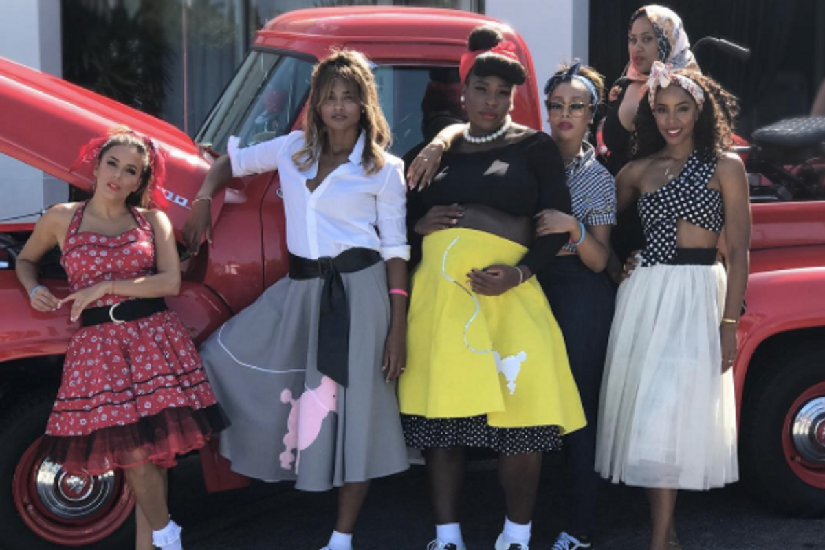 Serena Williams Went All Out for Her Baby Shower
