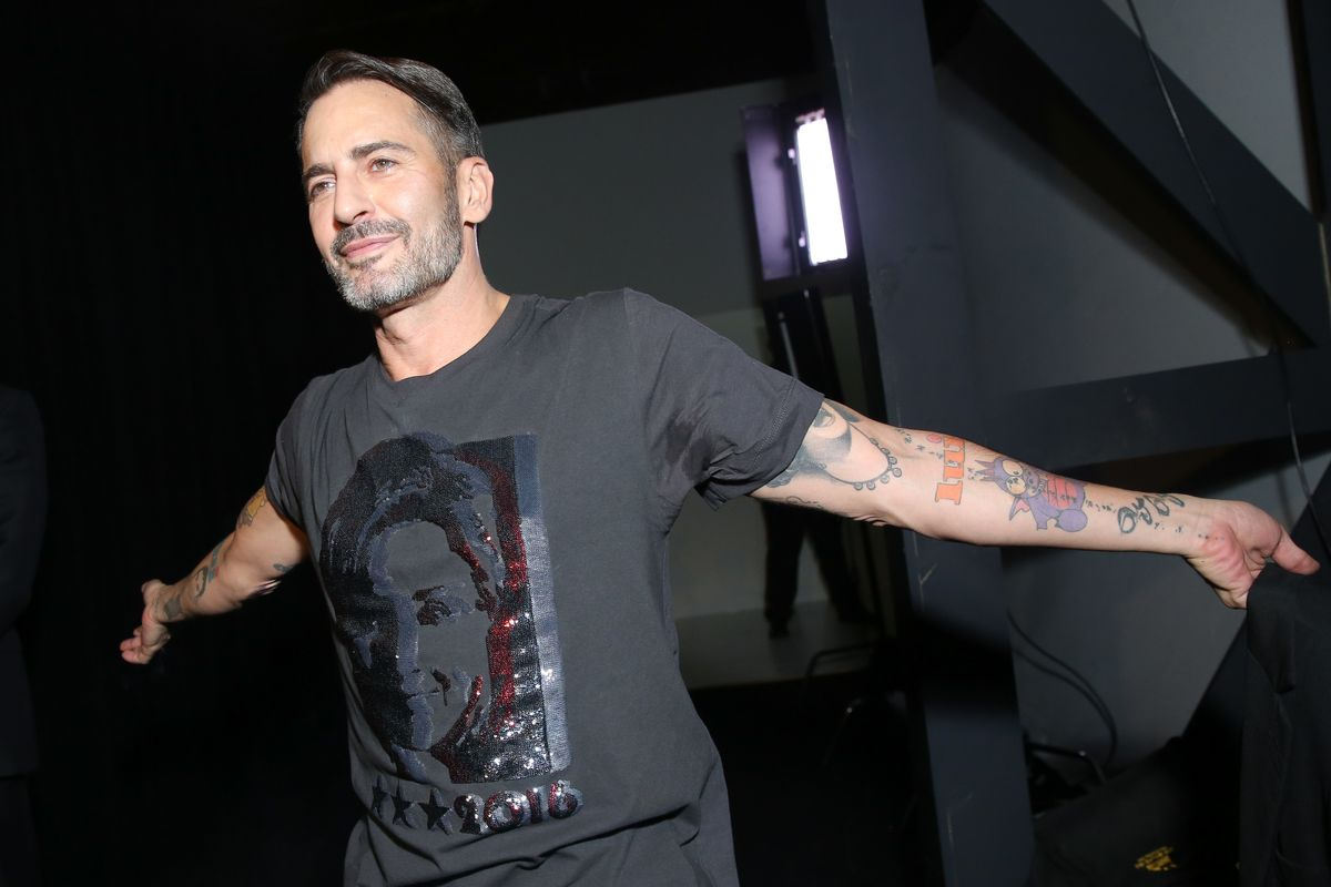 Marc Jacobs Apologizes for Cultural Appropriation