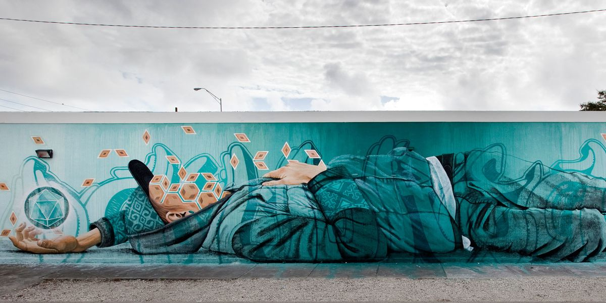 40 local and international street artists to live-paint murals at Sacramento festival this month