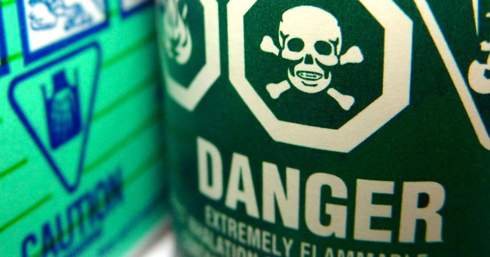 'Industry Friendly' EPA Completes Review of 600 New Chemicals