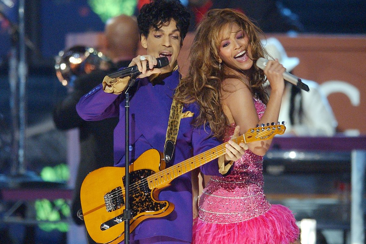 Beyoncé Wrote The Foreword To A New Book About Prince