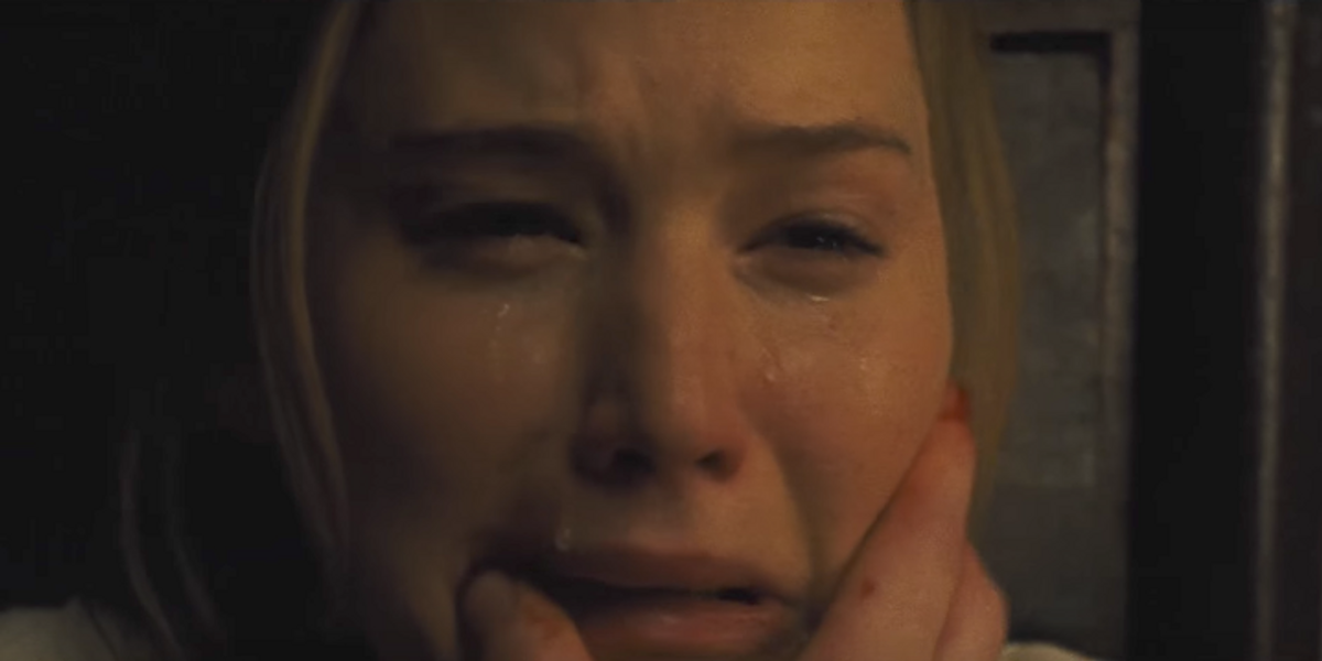 """The Soul-Chilling Trailer for Jennifer Lawrence's """"Mother!"""" Will Haunt You Forever"""