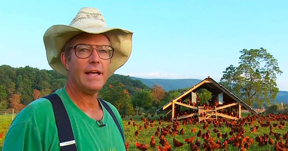 A Response to 'Lunatic Farmer' Joel Salatin on His Climate Denial