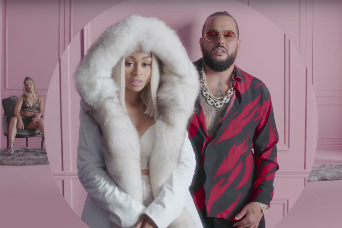 "Of Course Blac Chyna is the Star of Belly's ""Power of P*ssy"" Video"