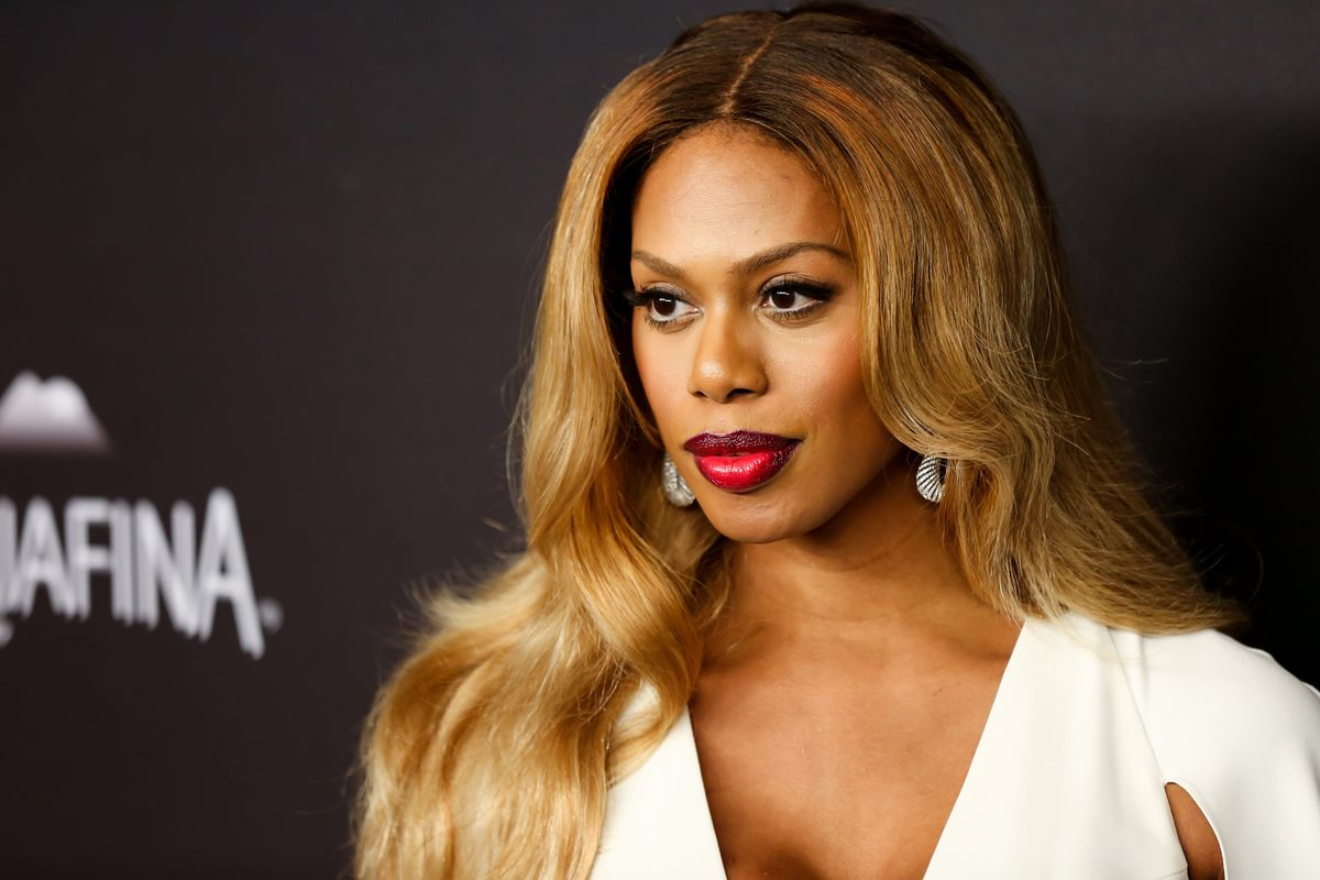 Laverne Cox Tells the Trans Civil Rights Movement Story in Four Minutes