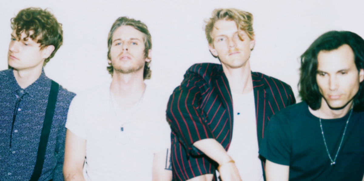 """PREMIERE: Lose Your Mind with Foster the People and Their Psychedelic """"Doing It For The Money"""" Video"""