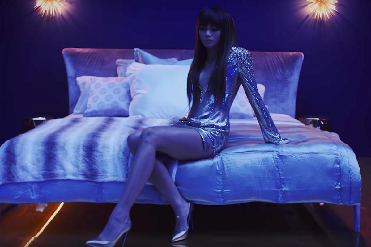 """Zendaya is a Living Dream in Bruno Mars' New """"Versace on the Floor"""" Video"""