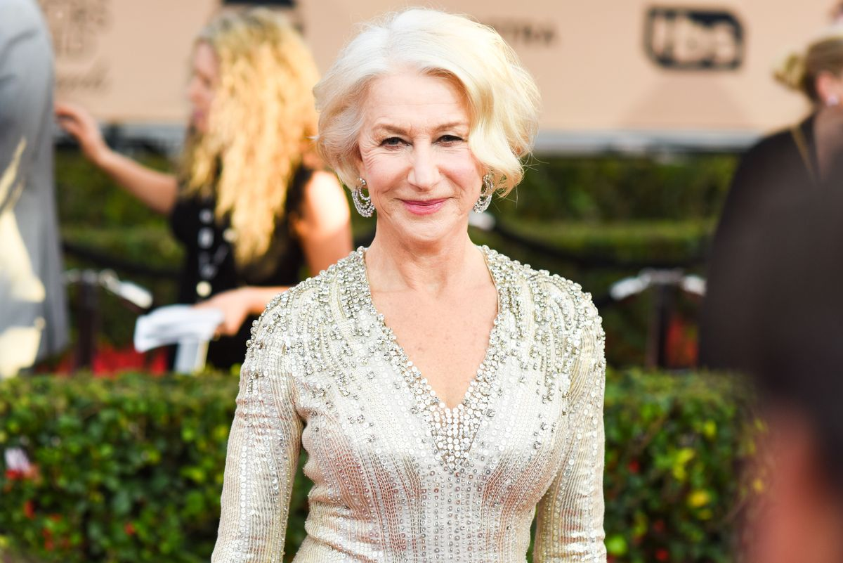 """Helen Mirren Thinks She Should Have Told More People to """"Fuck Off"""""""
