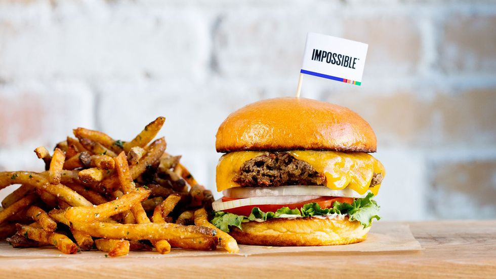 FDA Questions Safety of Impossible Burger's Key GMO Ingredient