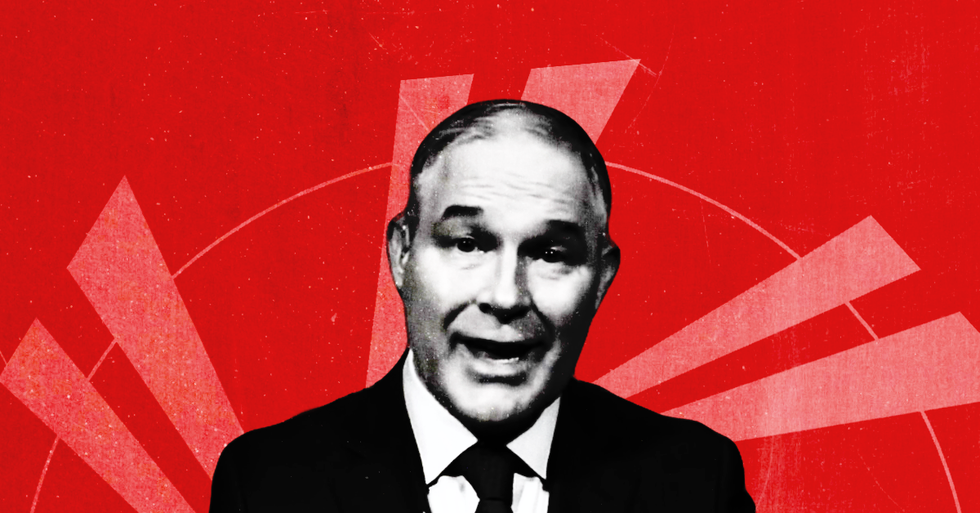 EPA Chief Has Given More Interviews to Fox Than to All Other Major TV Networks Combined