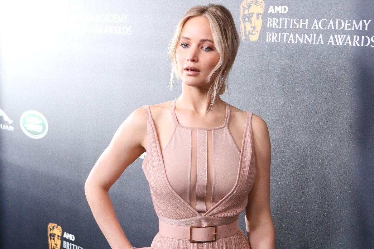 Jennifer Lawrence Asks Her Fans to Help Identify White Supremacists