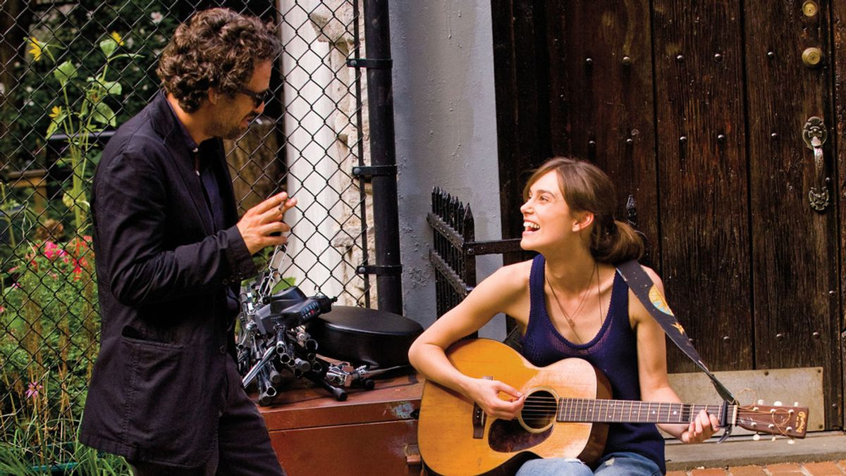 You're Only As Strong As Your Next Move: A Review Of Begin Again