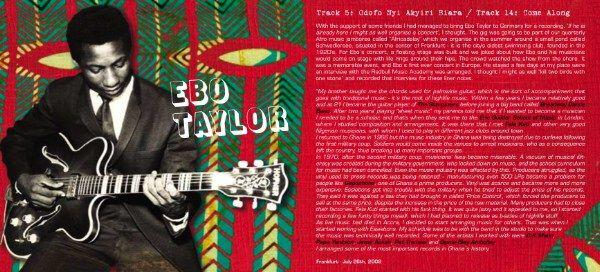 Analog Africa's Afro-Beat Airwaves: Ghana & Togo Circa 1972-1979