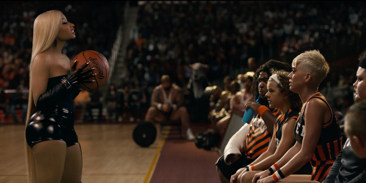 """Katy Perry Recruited Everyone Who's Anyone in Pop Culture for Her """"Swish Swish"""" Video"""