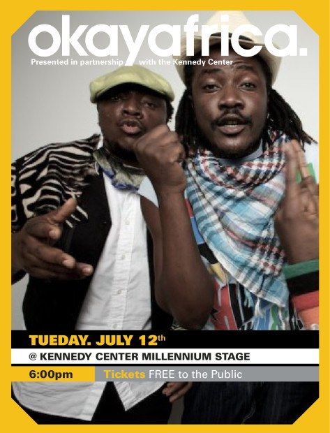 Okayafrica Hits Washington, D C  for the Hip Hop Theater