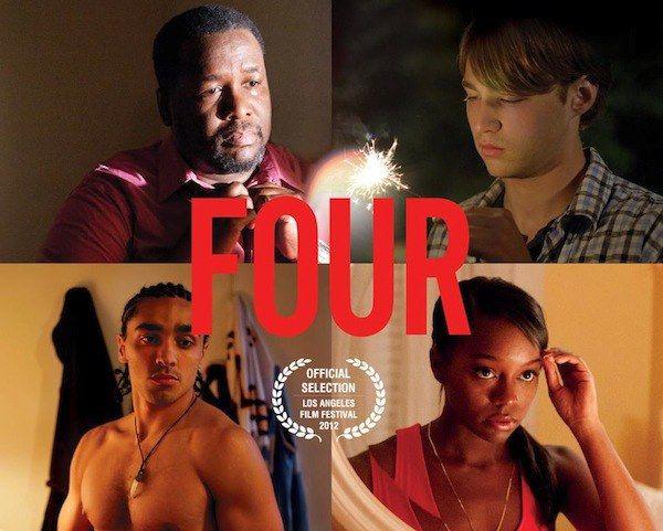 Film: Joshua Sanchez's Debut Feature 'Four' - OkayAfrica