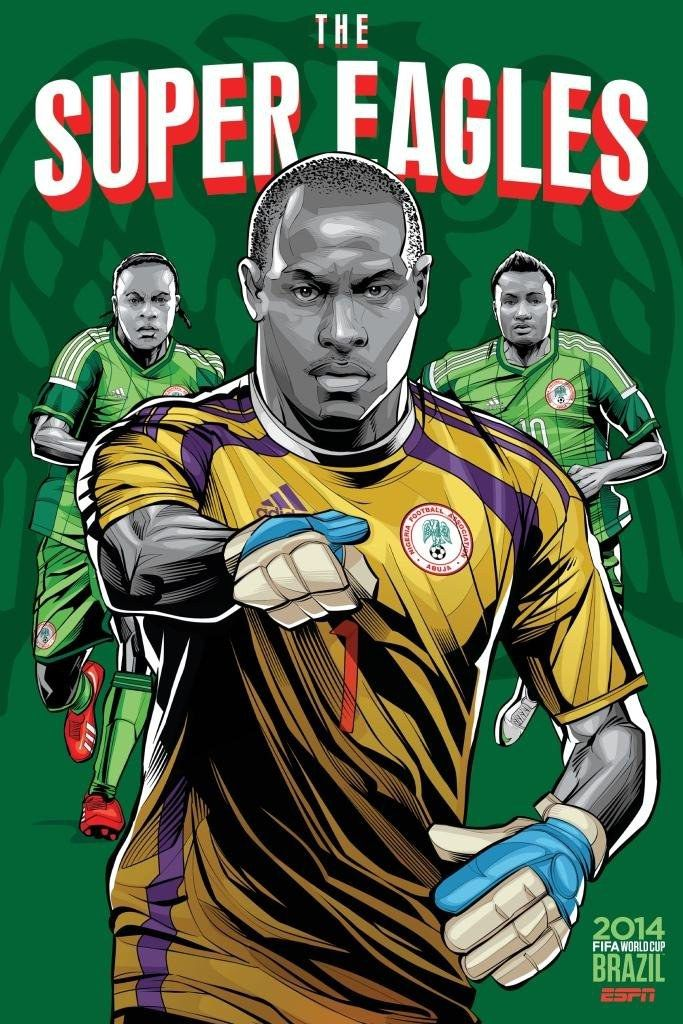 watch 56eae 2d0d0 Nigeria's 'Super Eagles' World Cup Anthems - OkayAfrica