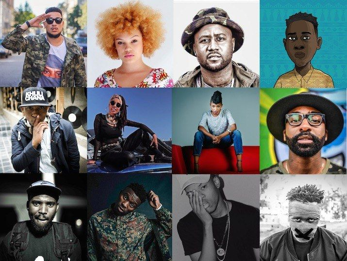 The 20 Best South African Hip-Hop Songs Of 2015 - OkayAfrica