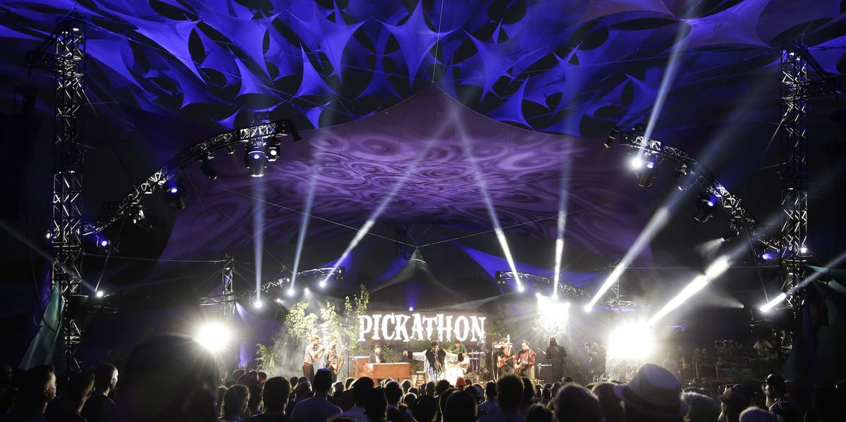 In a Glut of Music Festivals, Pickathon Stands Out