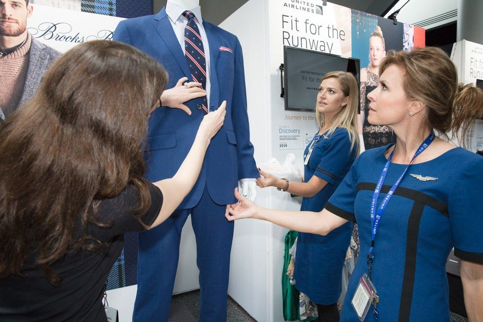 8f580ec104666 Fit for the runway: We announce next generation uniforms - United Hub