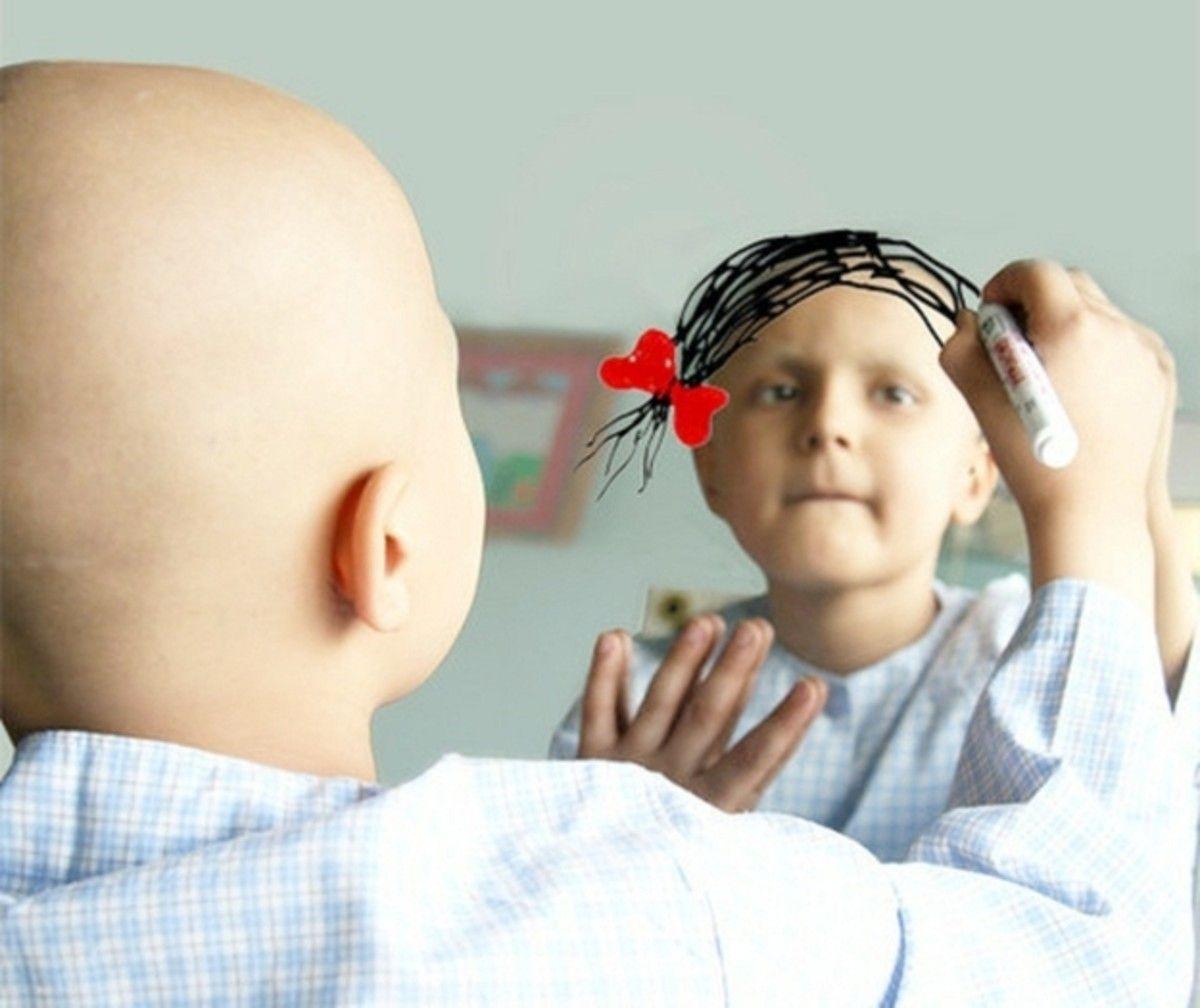 Why Do Children Get Cancer?