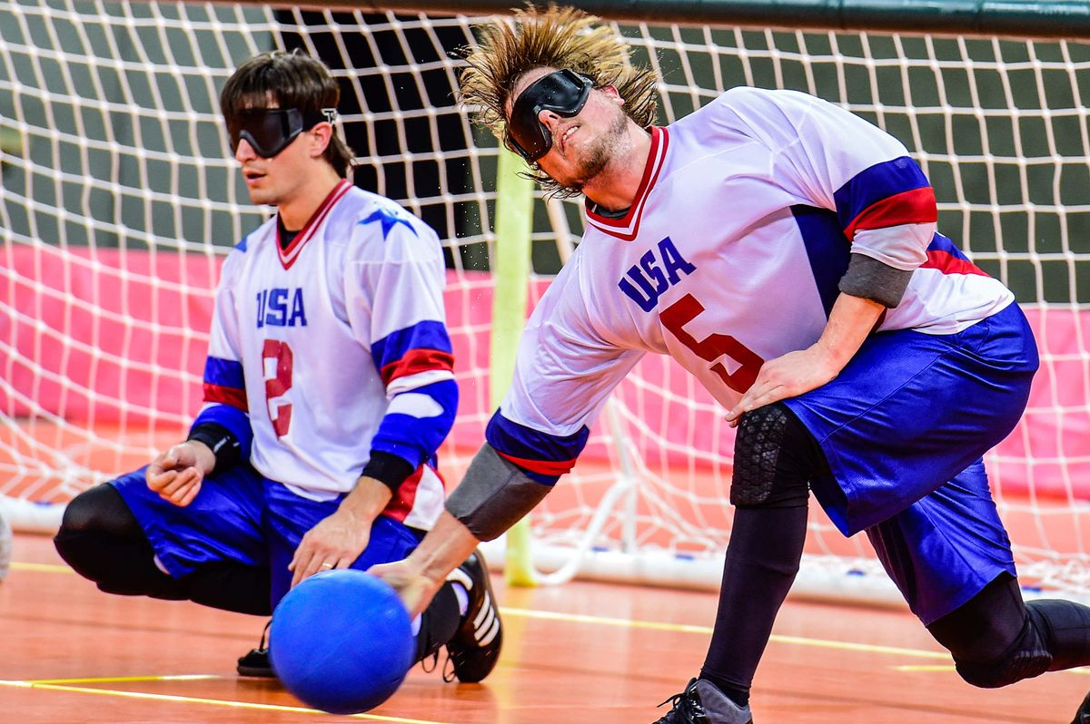 Goalball Is For Vision-Impaired Athletes, And It's The Most Unique Sport Ever