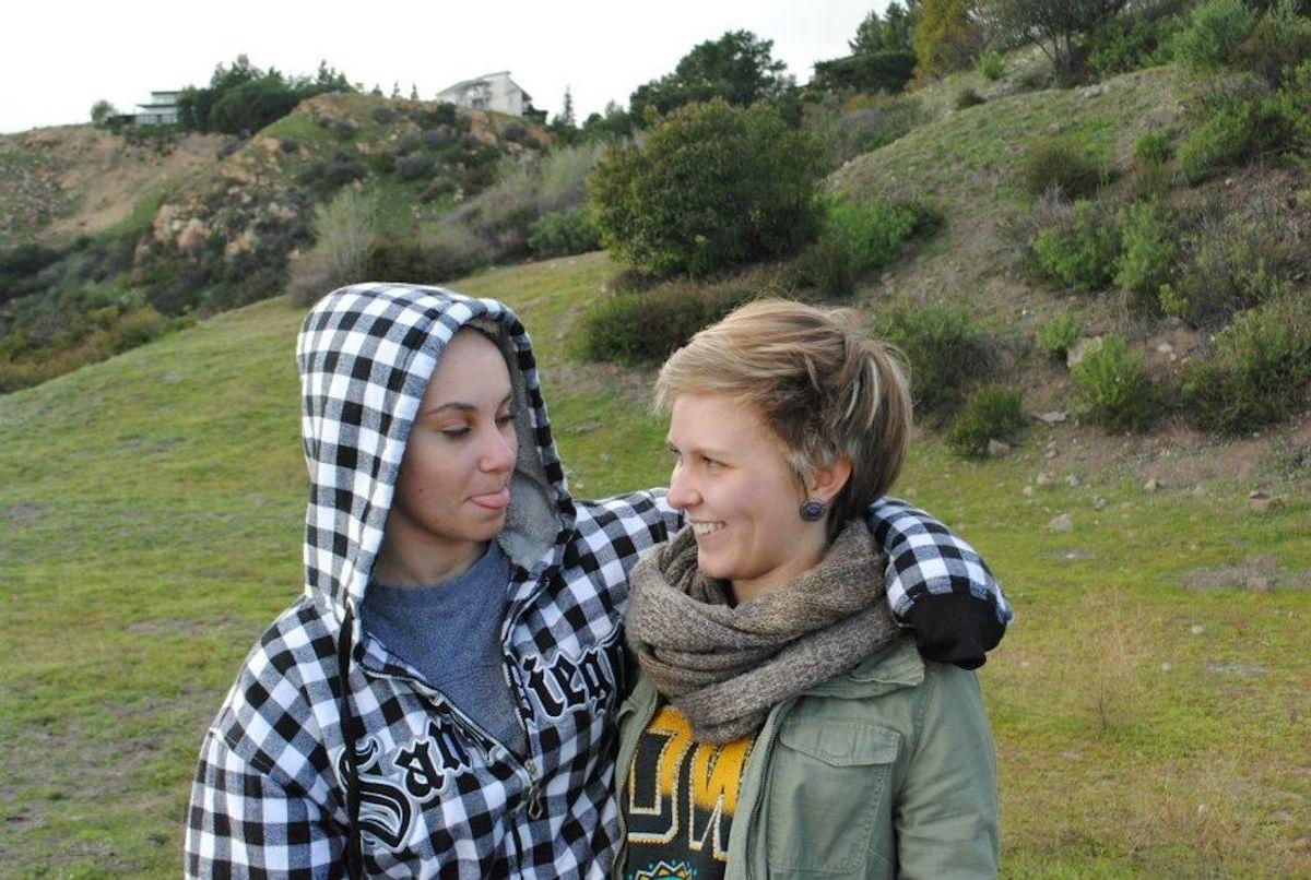 She Was My Best Friend