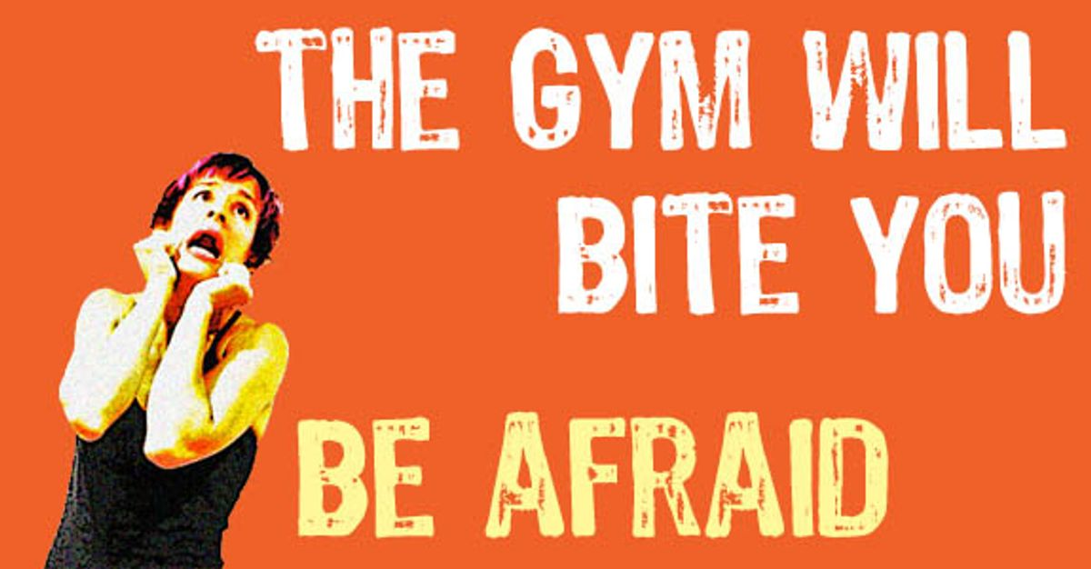 7 Reasons Why Women REALLY Don't Want to Go to the Gym