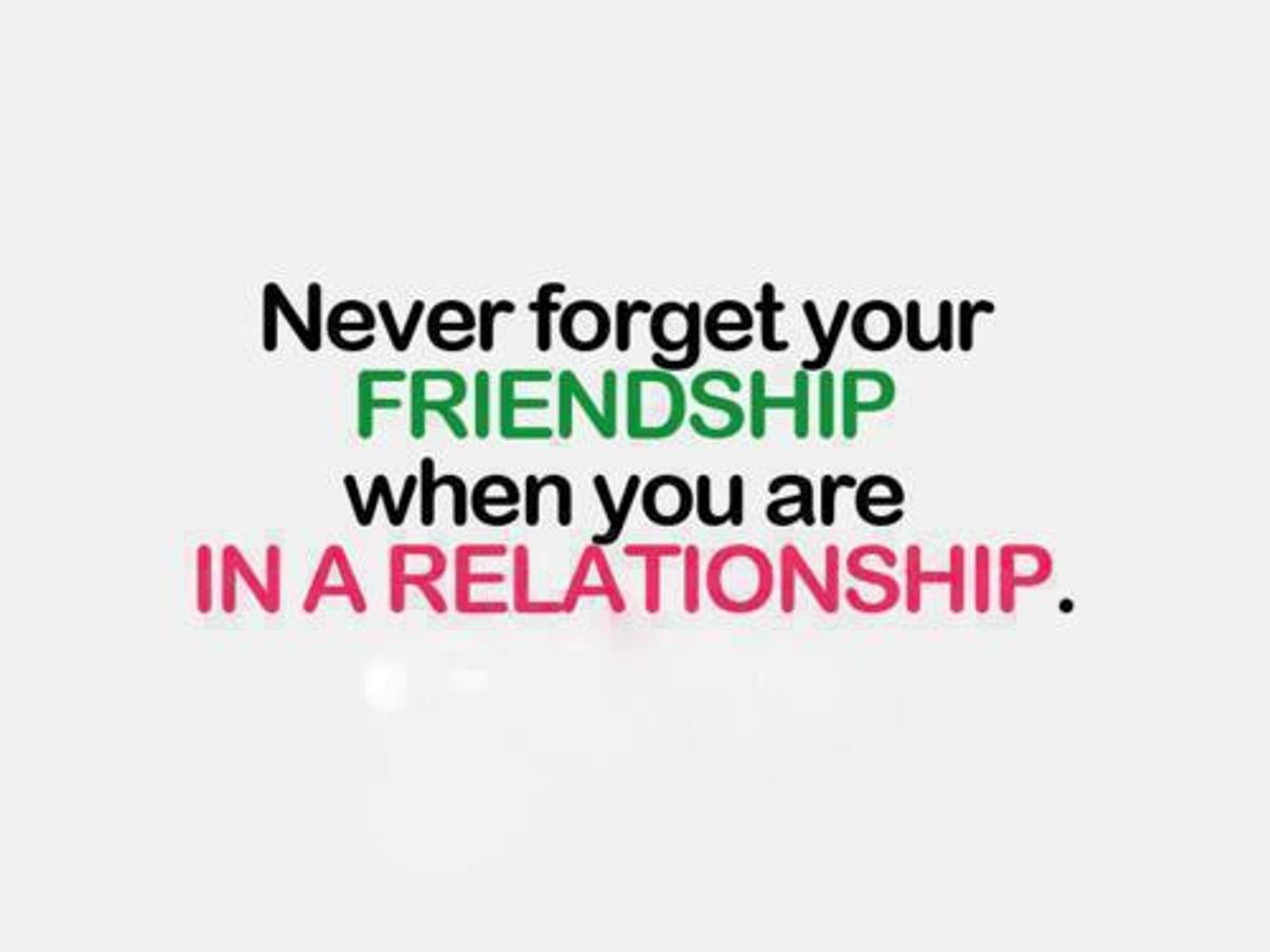 Why Relationships Outside of Your Relationship are Important