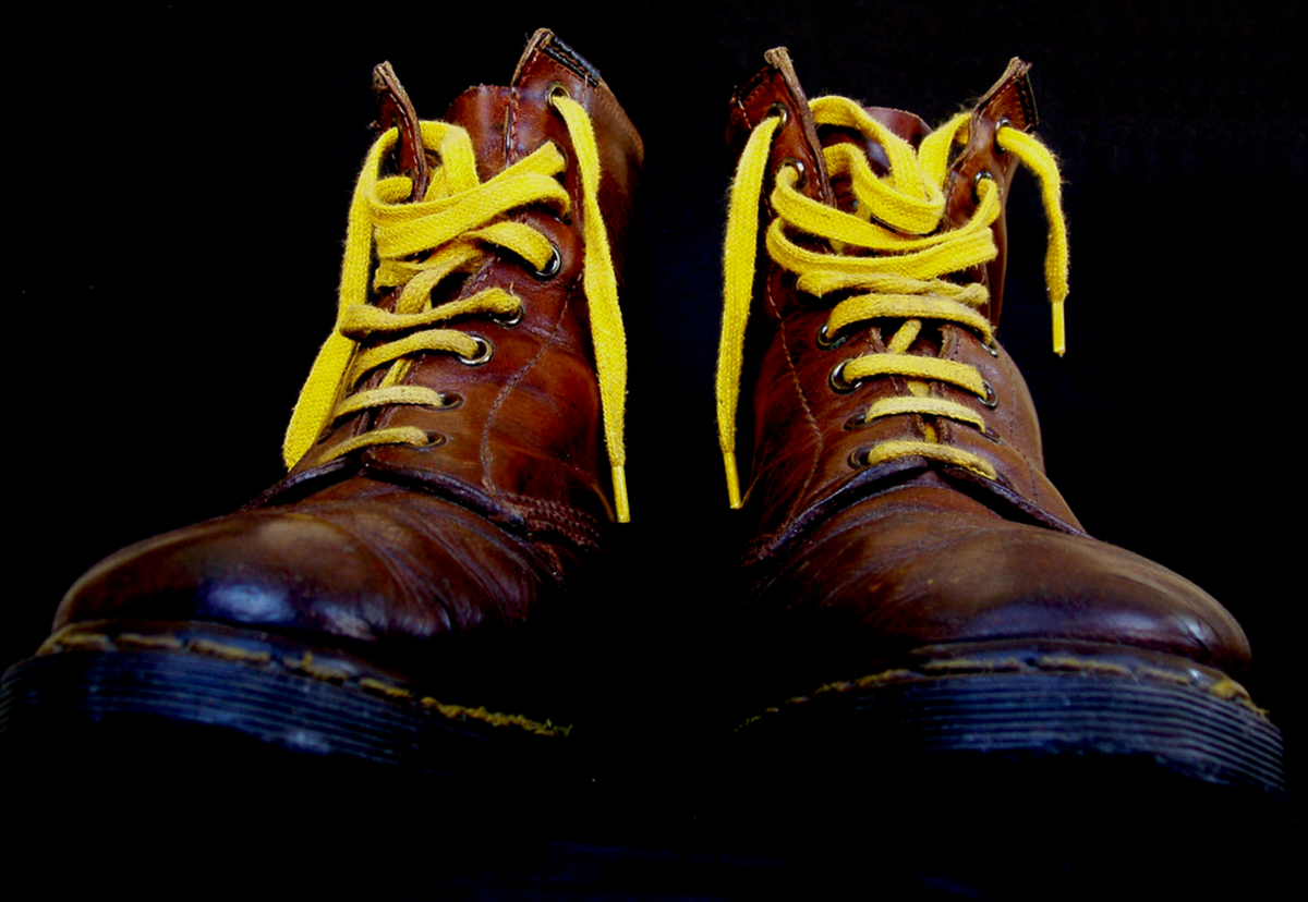 The Color Of Your Shoelaces Might Tell Someone You're A Neo Nazi
